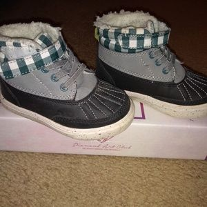 Toddler Boy Shoe Boots